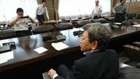 9月定例会開会に向け、議会運営委員会が開かれました。