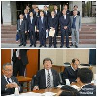 議会運営委員会に出席の後、県外調査(長崎県議会) に向かいました。