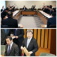 本会議〜予算特別委員会〜会派会合〜議会運営委員会〜本会議に出席。