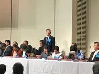 『今年中に全拉致被害者の救出を!』国民大集会』に出席。( 東京)