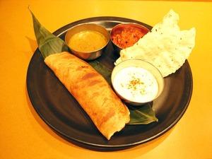 南インド料理本日宜しくお願いします。13年2月16日