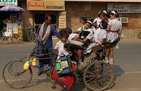 インドの子供たちと教育社会