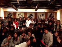 ZEAL GROUP☆新年会!