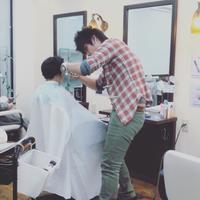 美容師のレッスン