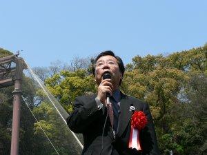 大橋市長からのごあいさつ