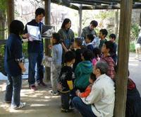 大阪市天王寺動物園でのガイド実習、無事終了